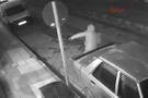 Hırsızlar çaldıkları çelik kasayı açamayınca
