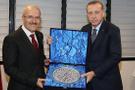 Erdoğan'dan Balıkesir Büyükşehir Belediyesine ziyaret