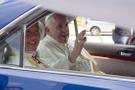 Papa konuştu Myanmar lideri mest oldu!