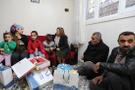 Fatma Şahin pazar mesaine çıktı