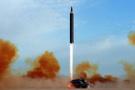 Kuzey Kore'den yeni balistik füze testi!