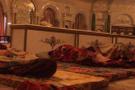 7 yıldızlı Suudi hapishanesinden şok görüntü! Prensler yerlerde