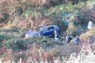 Beykoz'da korkuç kaza sürücü feci şekilde can verdi