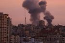 İsrail ordusu Gazze'yi bir kez daha vurdu