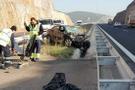 YouTube fenomeni kazada yaralandı