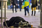 Almanya'da evsizlere para cezası geliyor