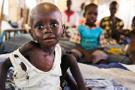 Milyonlarca çocuk Güney Sudan'da tehlike altında