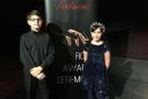 Biri 11 diğeri 7 yaşında genç yıldızlar Roma'da ödül aldı
