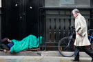 İngiltere'de yeni krizin adı 'evsizlik'