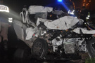 3 üniversite öğrencisi feci kazada can verdi!