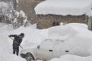 Muş hava durumu kötü kar yağışı için alarm