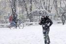 Çorum hava durumu okulları tatil ettirecek kar yağışı