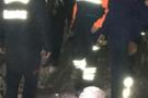 Mardin'de ahır çöktü 74 hayvan telef oldu