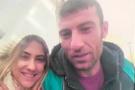 Gece eşini öldürdü sabah gazetecilere konuştu
