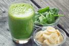 Smoothie tarifleri kilo verdiren yeşil smoothie yapılışı