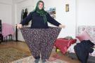 Bir mektup hayatını değiştirdi! 78 kilo verdi