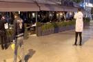 Bağdat Caddesi'nde kafe çalışanına silahlı saldırı