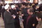'Tebliğciler' Taksim'de ortaya çıktı polisten veto yedi!