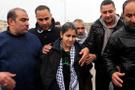 En küçük tutukluydu! Filistinli Melek serbest kaldı!