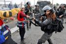 İsrail askeri ateş açtı: Yaralılar var