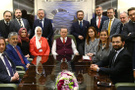Erdoğan'ın özel kol saati arka kapakta ne vardı!