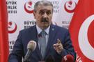 BBP lideri Mustafa Destici'den Kudüs uyarısı
