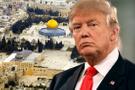 ABD Başkanı Trump çok tartışılan Kudüs kararını açıkladı!