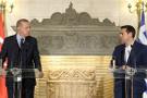 Yunan Başbakanı Çipras göz göre göre çarpıttı