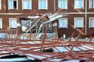 Siirt'te yurdun çatısı çöktü! 2 bin öğrenci...