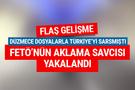FETÖ'nün olay savcısı İstanbul'da yakalandı