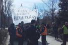 Ankara Üniversitesi'de kavga