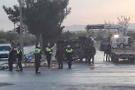Çevik kuvvet minibüsü kaza yaptı: Yaralılar var...