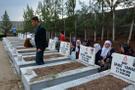 PKK'nın katlettiği köylüler için