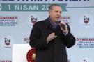 Cumhurbaşkanı Erdoğan'dan Diyarbakır'da önemli mesajlar
