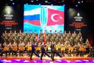 Kızıl Ordu ilk konserini İstanbul'da verdi