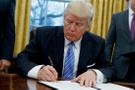 Trump'tan 'Amerikan malı al, Amerikan işçisi çalıştır' kararnamesi