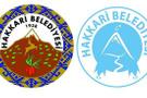 Kayyum atanan Hakkari Belediyesi'nin logosu değişti