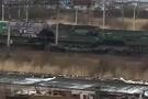 Rusya sınıra askeri yığınak yapıyor