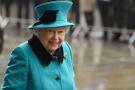 Kraliçe 2. Elizabeth yok artık dedirtti
