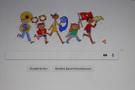 Google'dan 23 Nisan'a özel 'doodle'