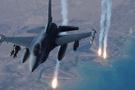 Uçaklar bomba yağdırdı! Esad kan kusuyor