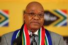 Güney Afrika'da Zuma karşıtı gösteriler