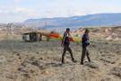 Kapadokya'da son dakika balon kazası ölü ve yaralılar var