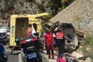 Marmaris'teki kazada hayatını kaybeden ve yaralananların isimleri