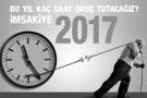 İmsakiye 2017 iftar-sahur vaktine göre oruç kaç saat?
