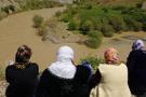 Dalgıçlar, Zap Suyu'nda 60 yaşındaki kadını arıyor