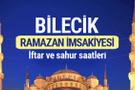 Bilecik Ramazan imsakiyesi 2017
