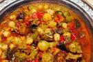 İşte günün iftar menüsü... Sahanda doğrama nasıl yapılır?