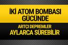 Ahmet Ercan söyledi! İzmir depremi için ürküten bilgi