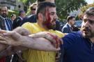 Büyükelçilik önündeki olaylara 2 tutuklama